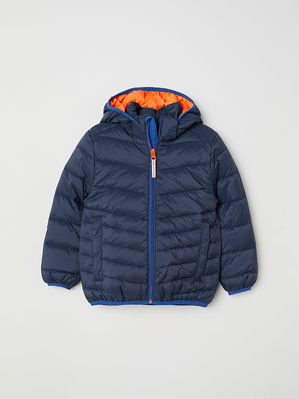 Куртка синяя | 5072667