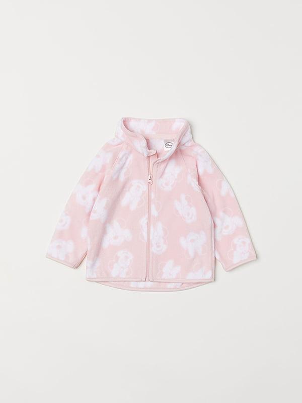 Куртка розовая | 5072819