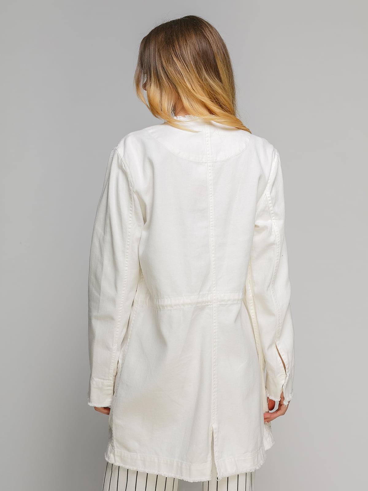 Куртка молочного кольору | 4646291 | фото 2