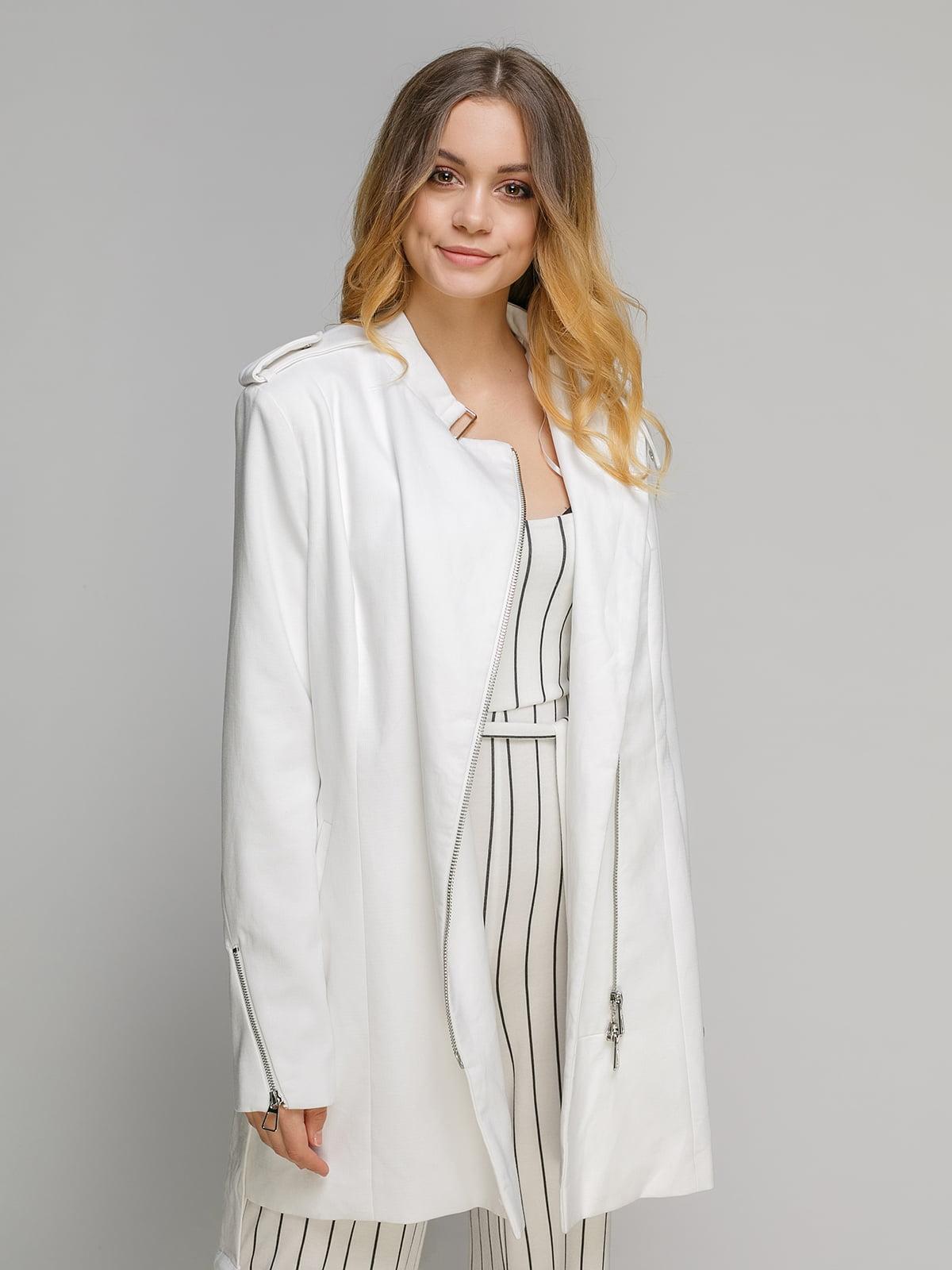 Пальто белое | 4508806