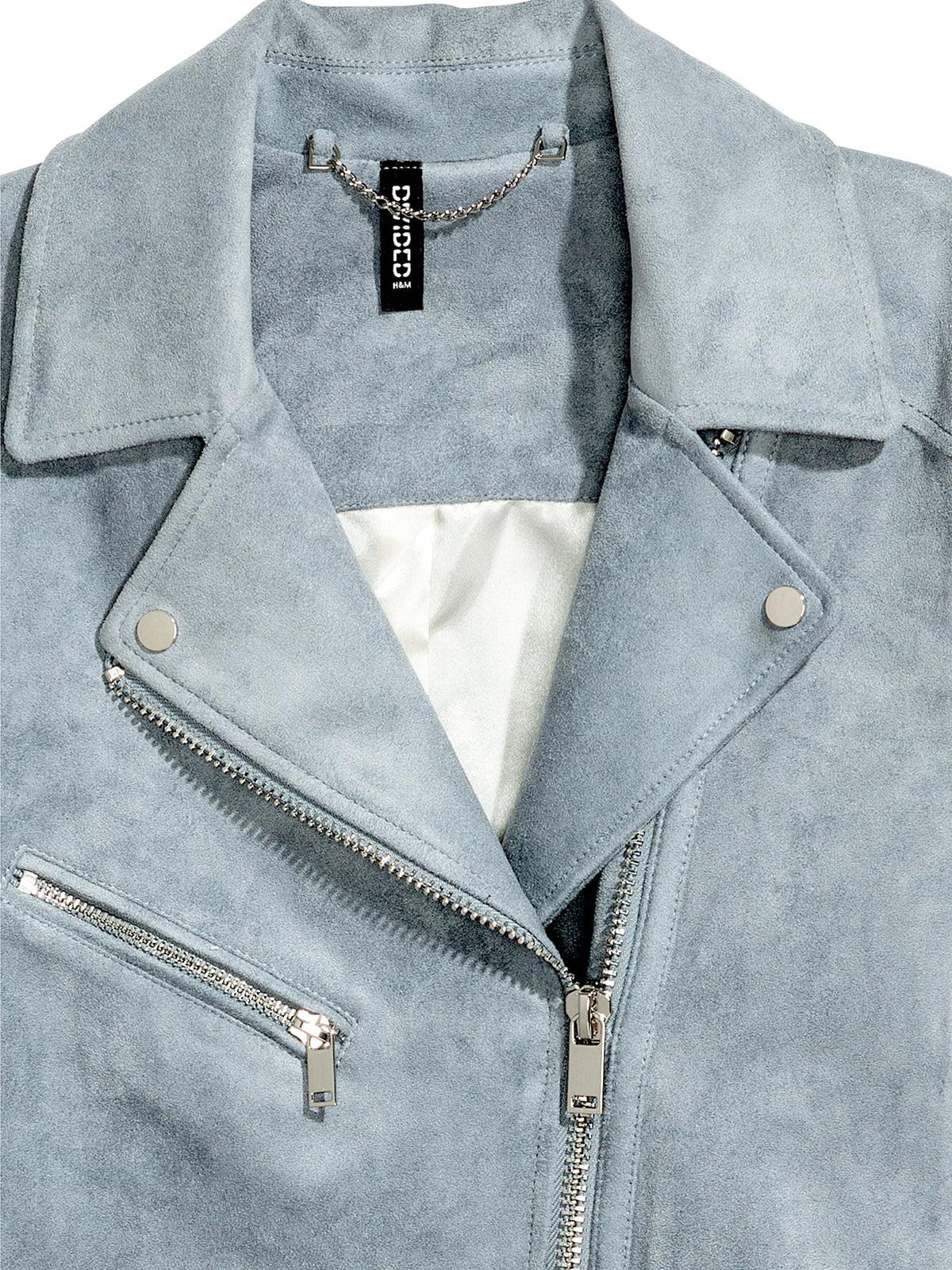 Куртка м'ятного кольору   5073032   фото 4
