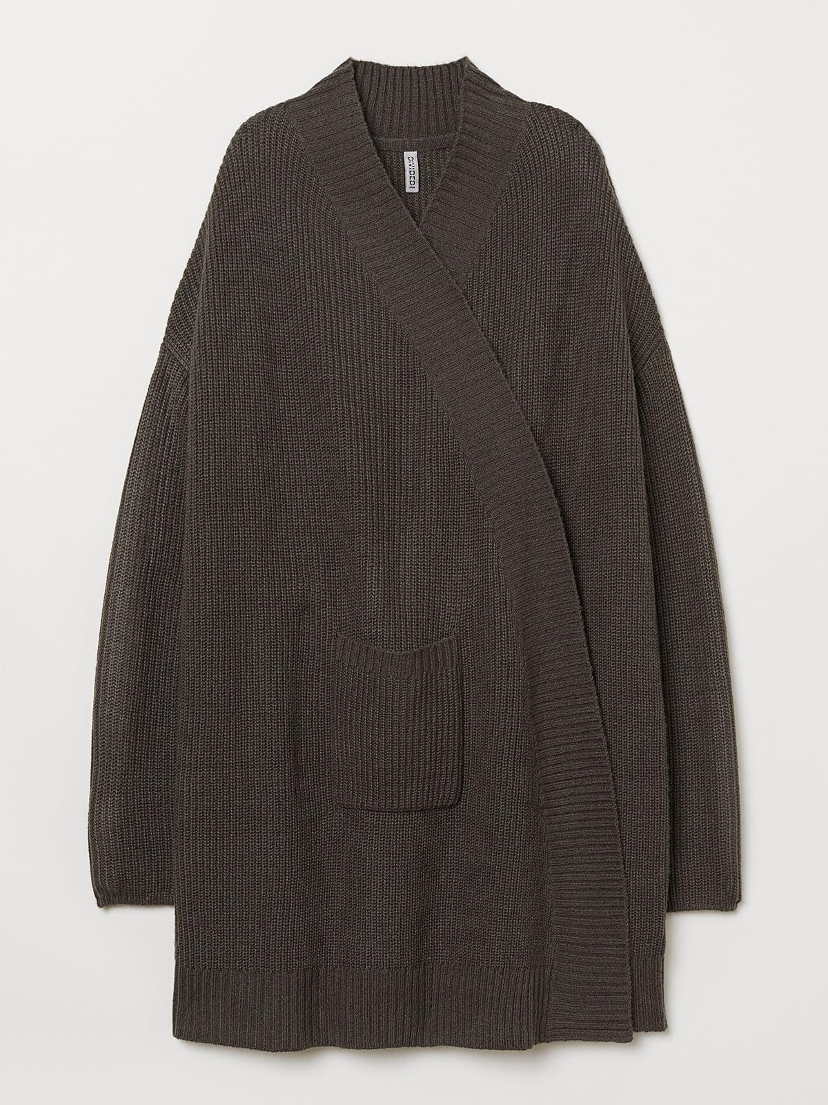 Кардиган коричневый | 5073035