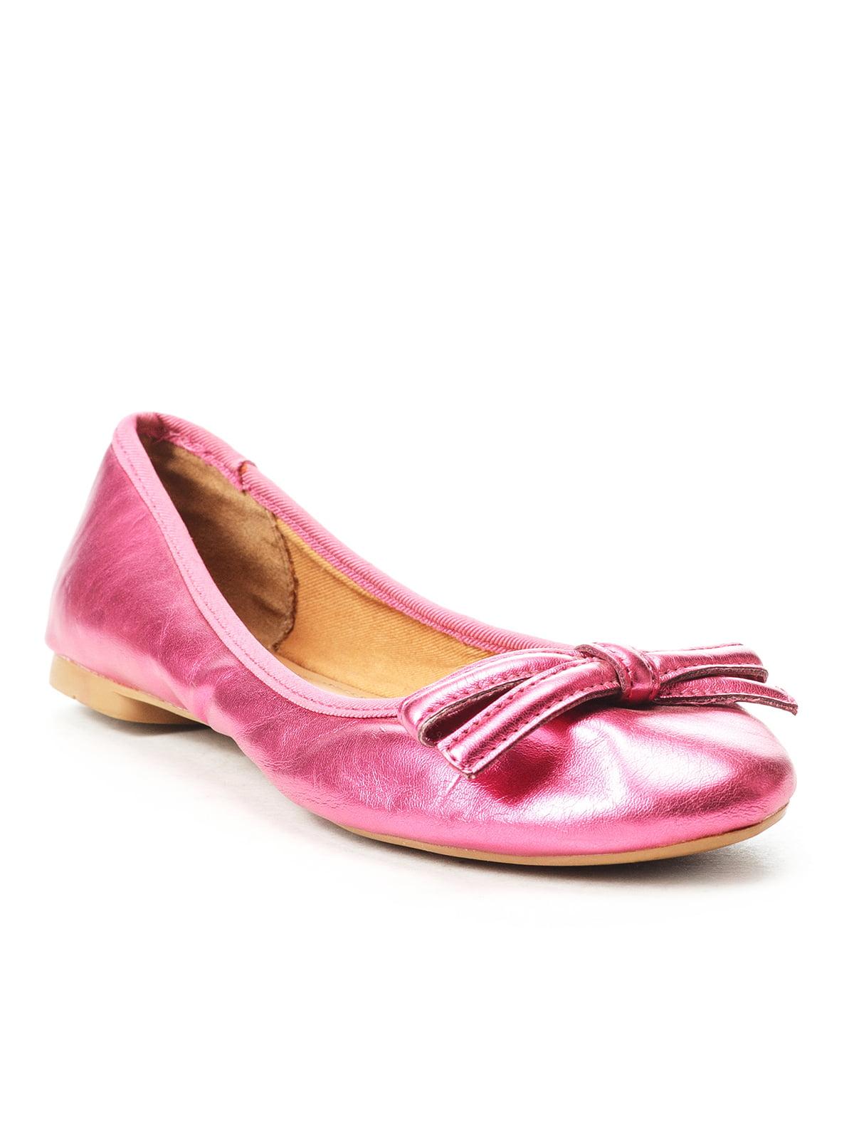 Балетки рожеві | 3563218
