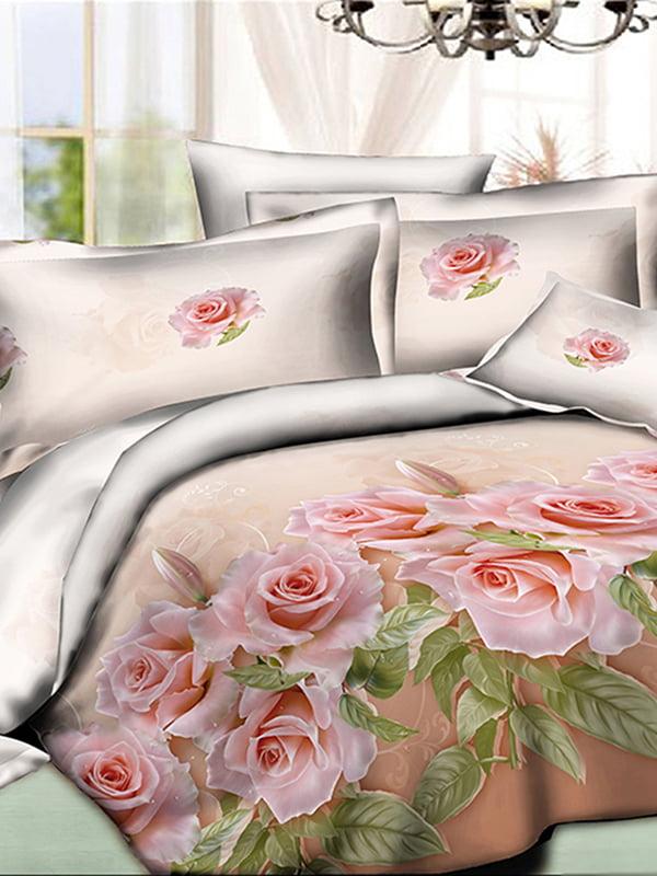 Комплект постельного белья полуторный | 4411981 | фото 4