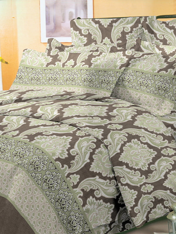 Комплект постельного белья полуторный | 4506932 | фото 7