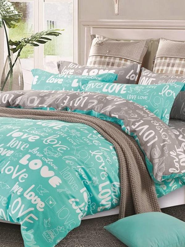 Комплект постельного белья двуспальный | 4893347 | фото 7