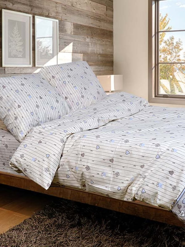 Комплект постельного белья двуспальный | 4949173 | фото 6