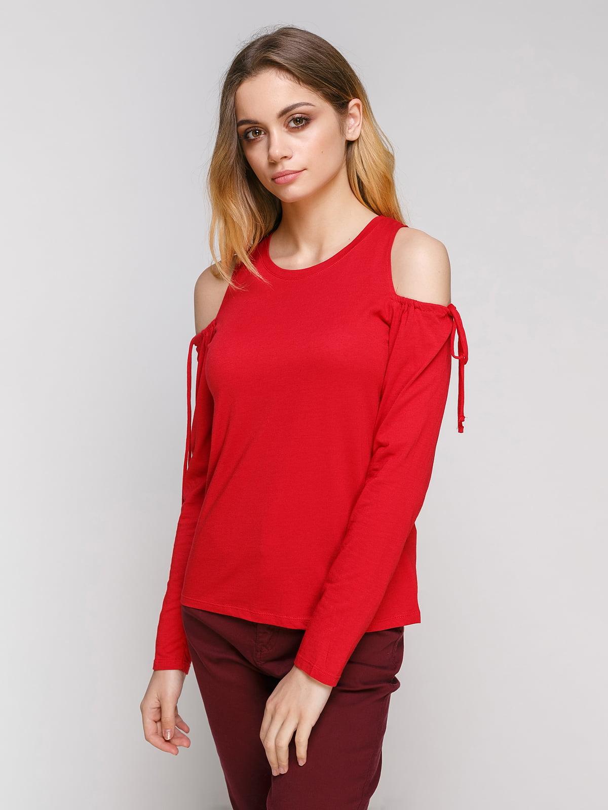 Блуза червона | 4575766