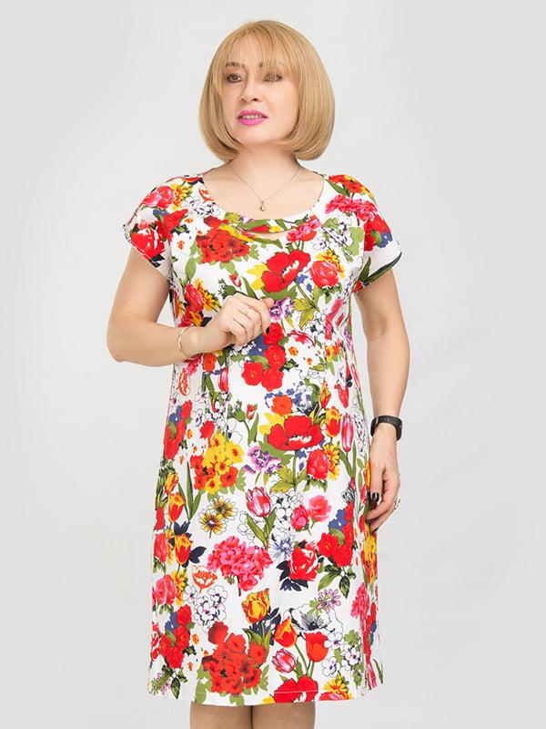 Платье бирюзовое | 2409798 | фото 2