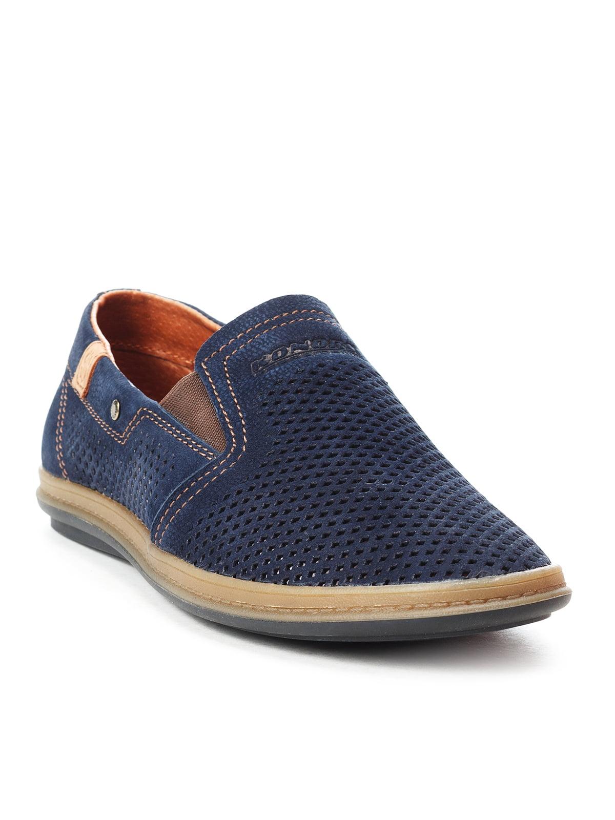 Туфли синие   5091377