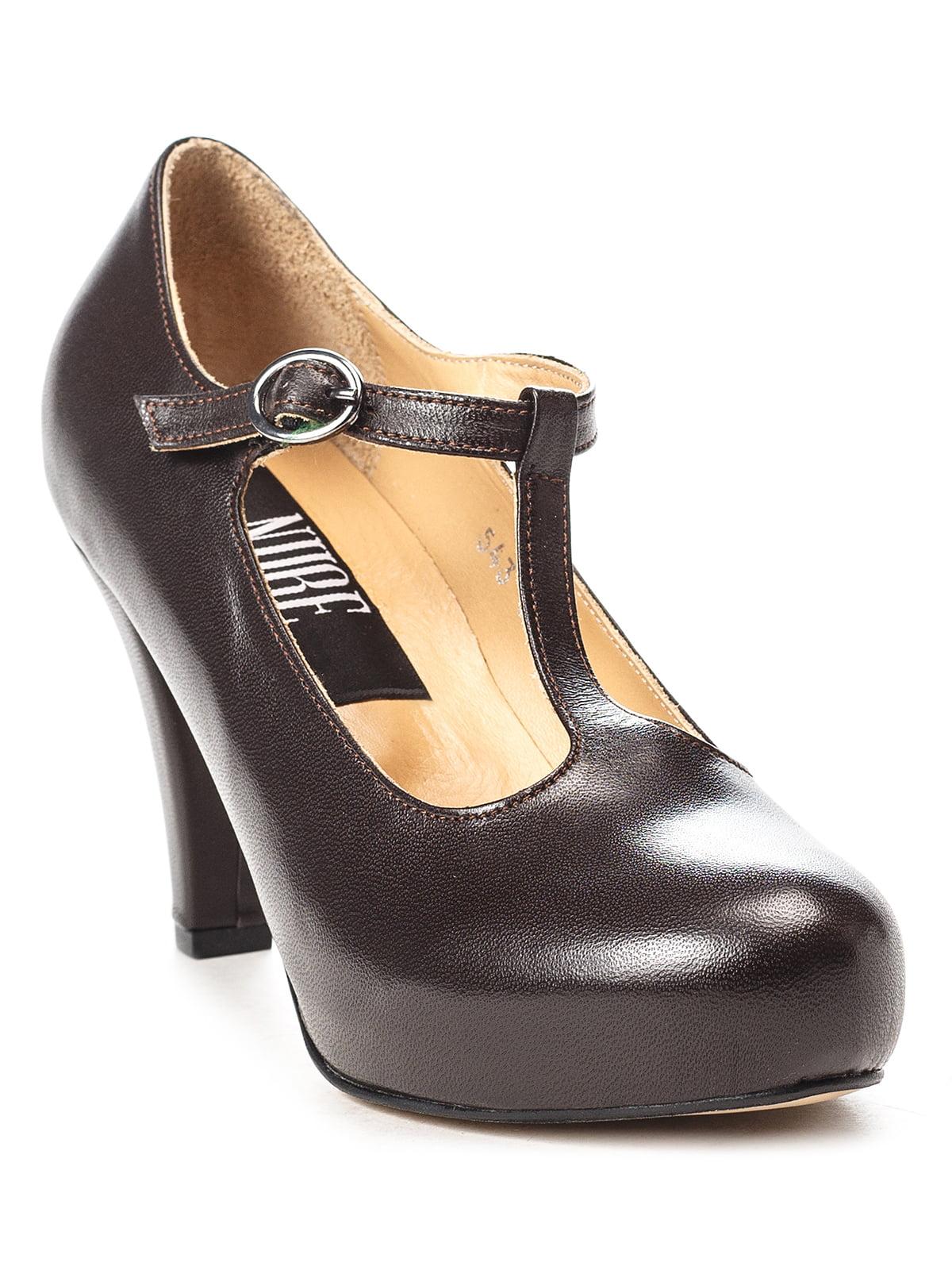 Туфлі коричневі  | 5091367