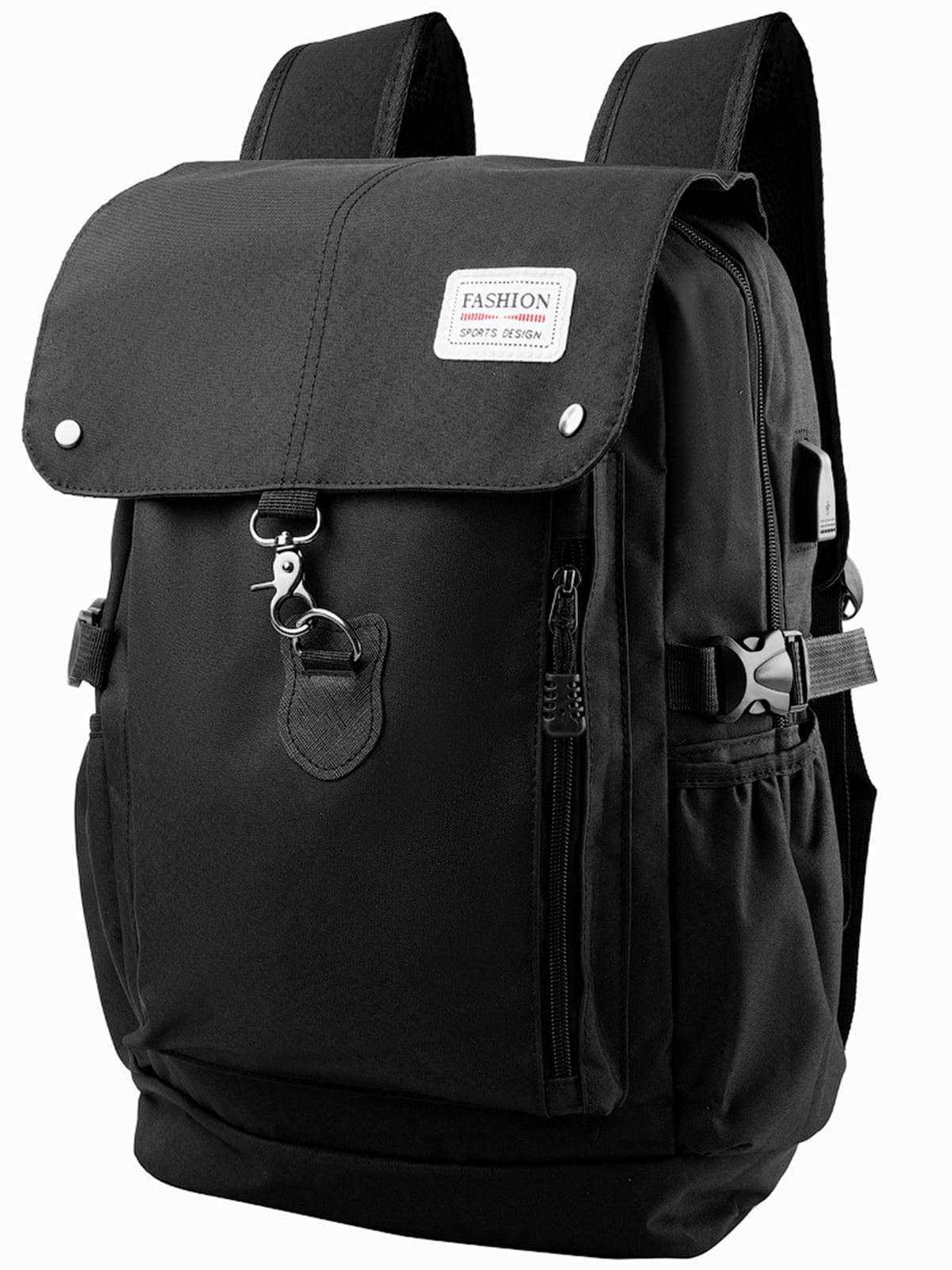 Рюкзак чорний | 5087418