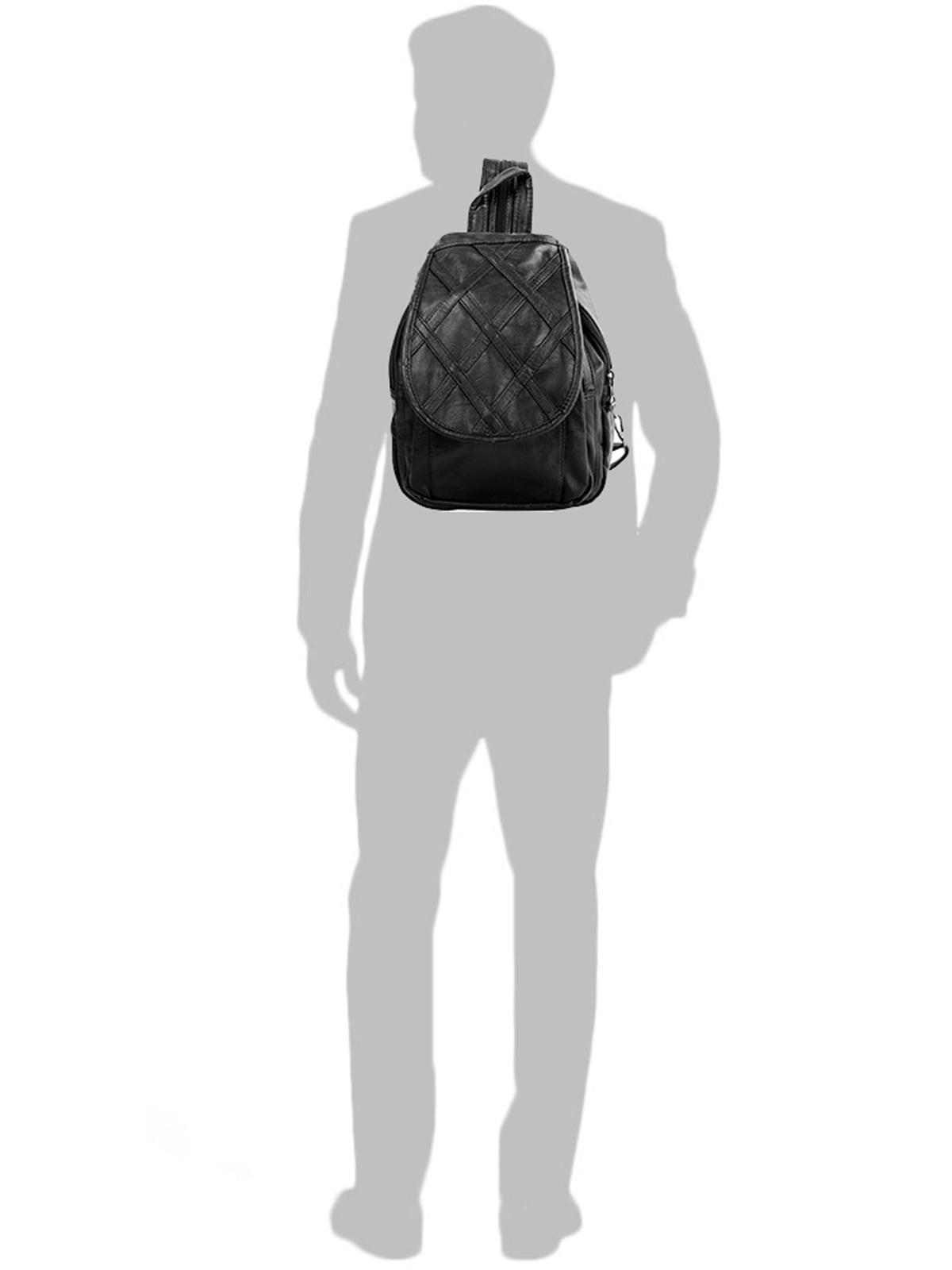 Рюкзак черный   5087480   фото 6