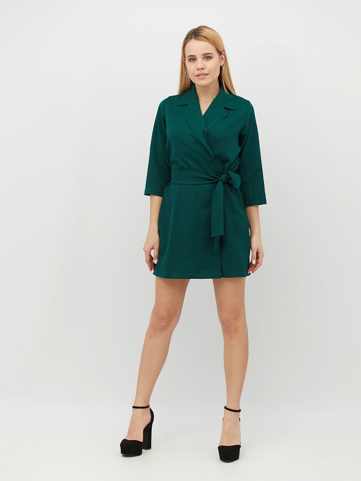 Комбинезон зеленый | 5099600