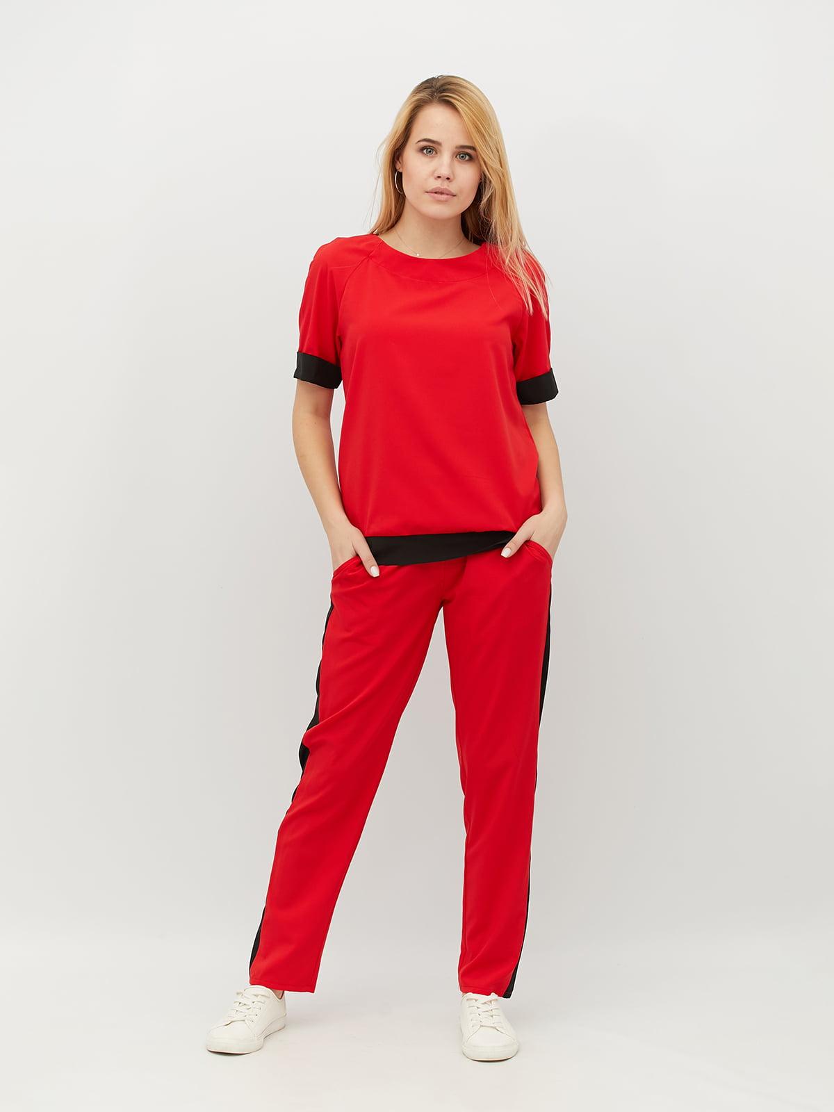 Комплект: футболка и брюки   5099605