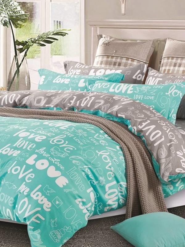 Комплект постельного белья двуспальный | 4893347 | фото 8