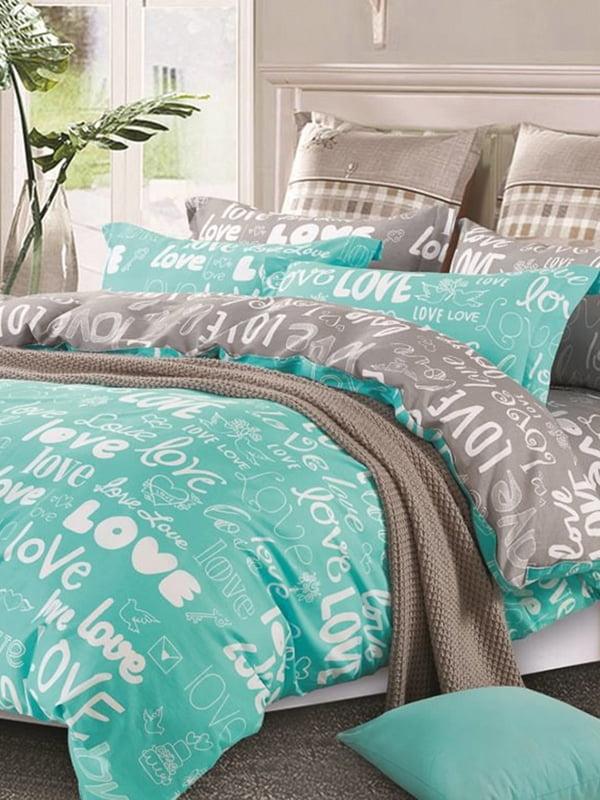 Комплект постельного белья семейный   4893359   фото 8