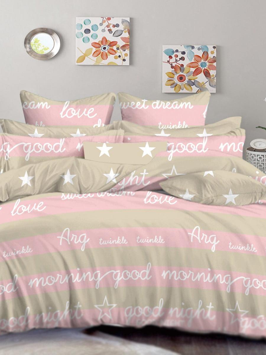 Комплект постельного белья двуспальный | 4971546 | фото 7