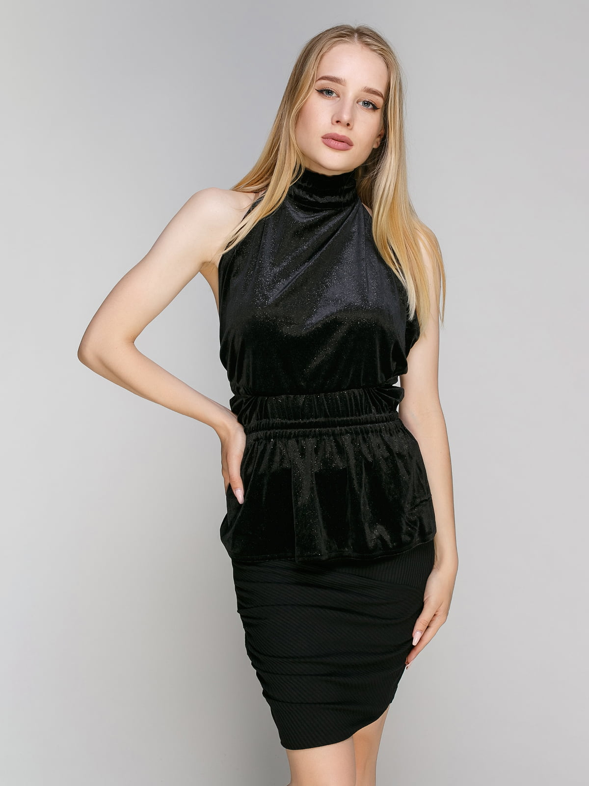 Блуза чорна | 4564138