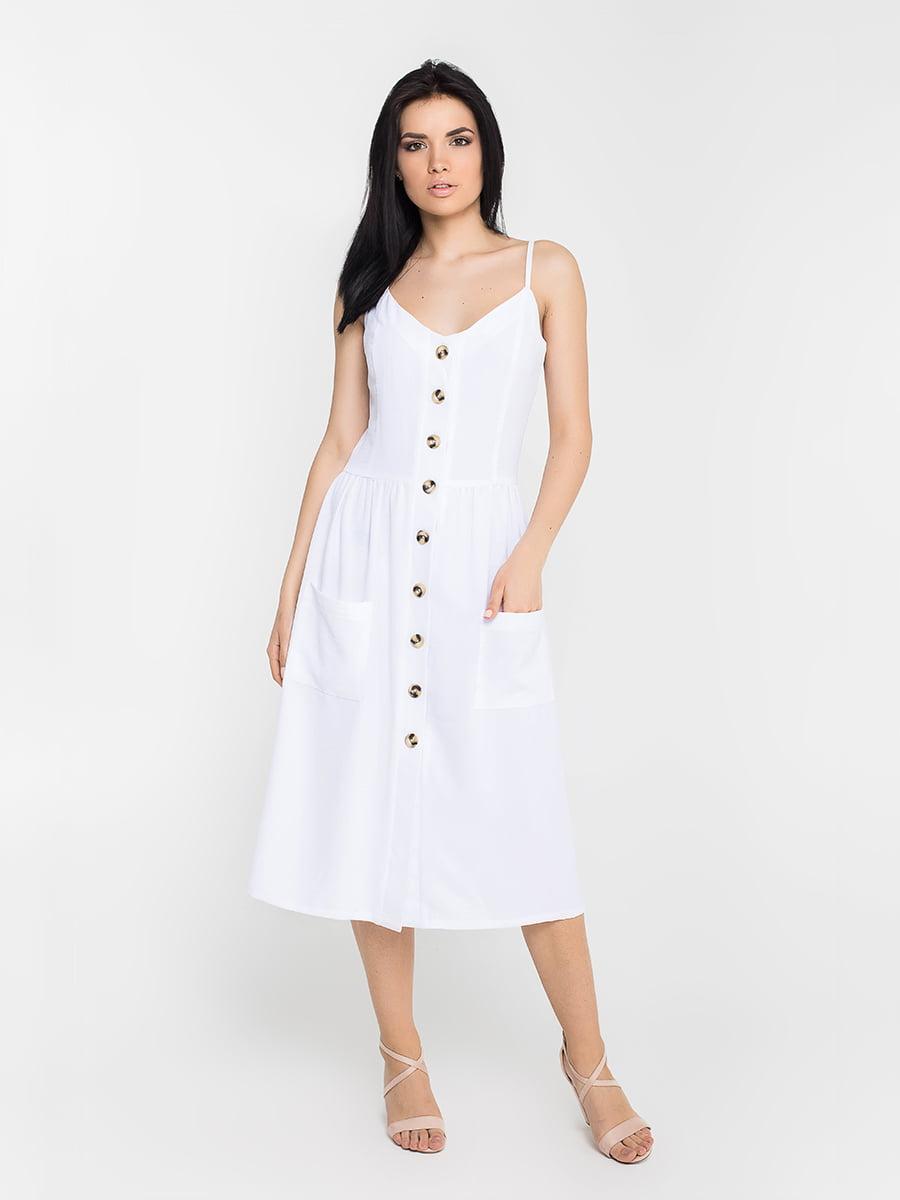 Сарафан білий   5101027