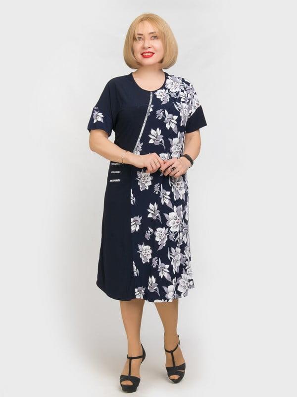 Платье с цветочным принтом   5101281