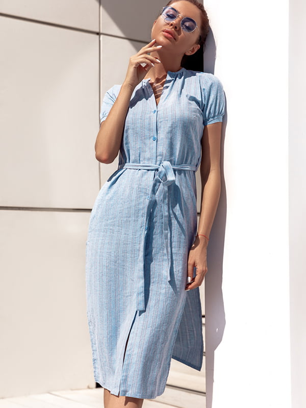 Платье в полоску | 5100591