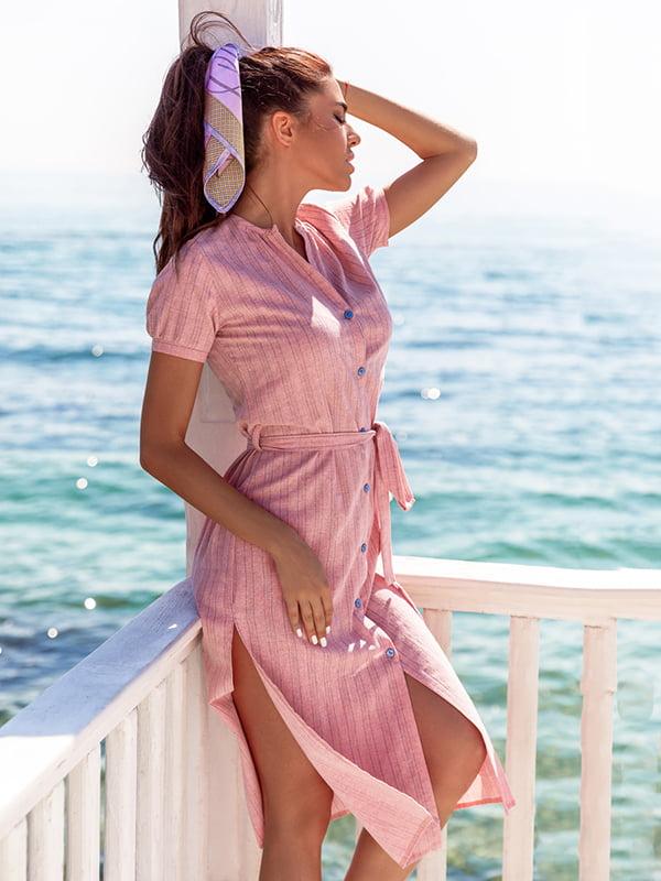 Платье в полоску | 5100592