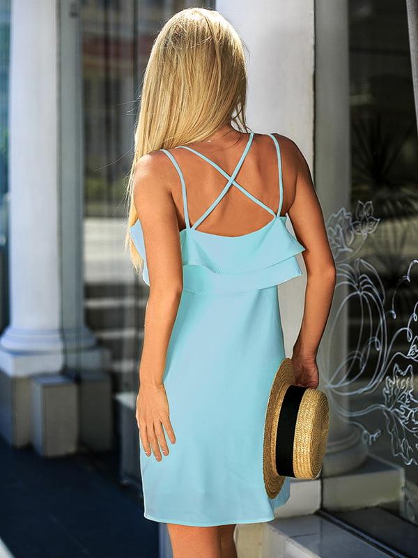 Сукня блакитна   5103478   фото 3