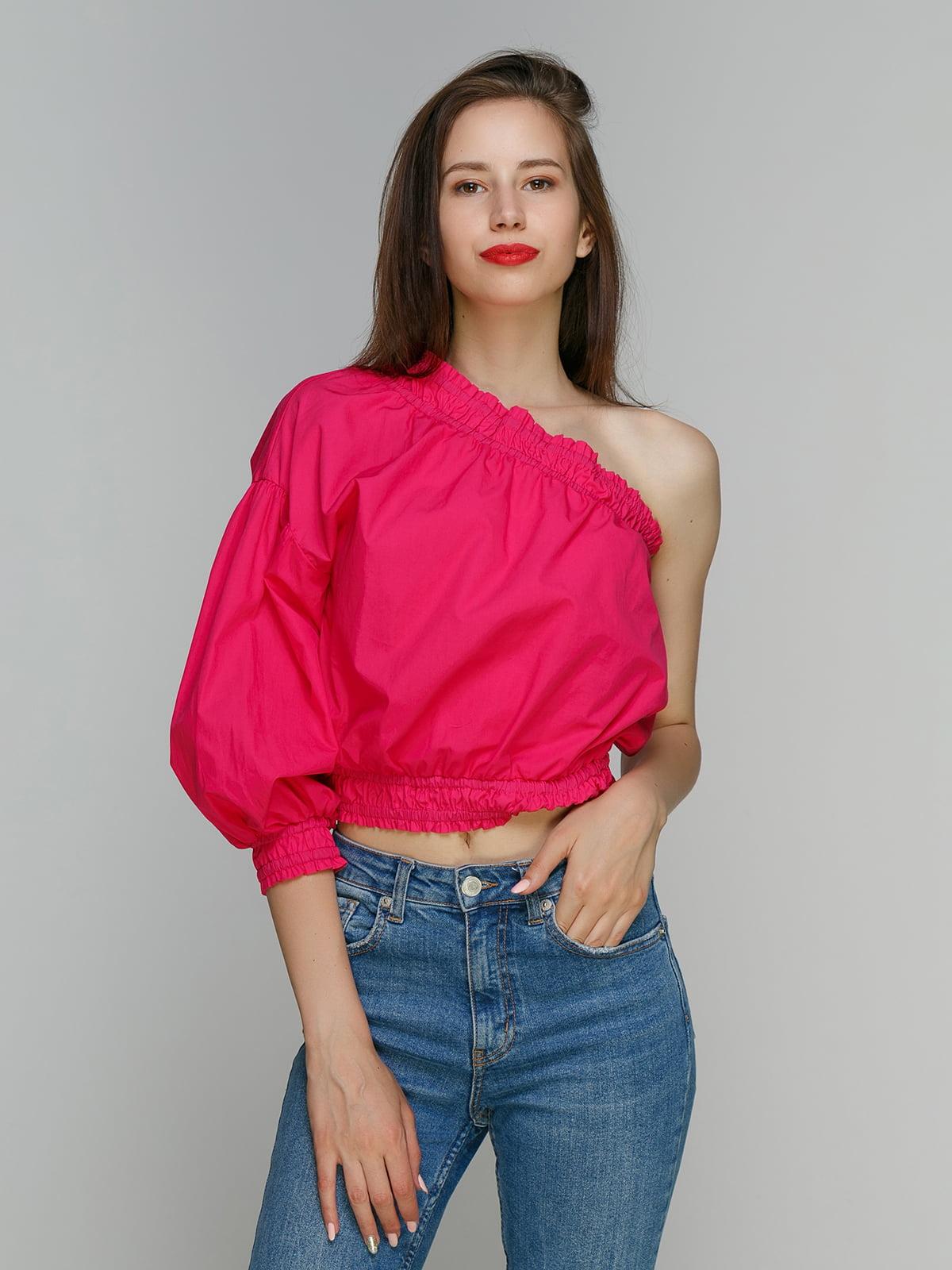 Блуза малинова   4562123