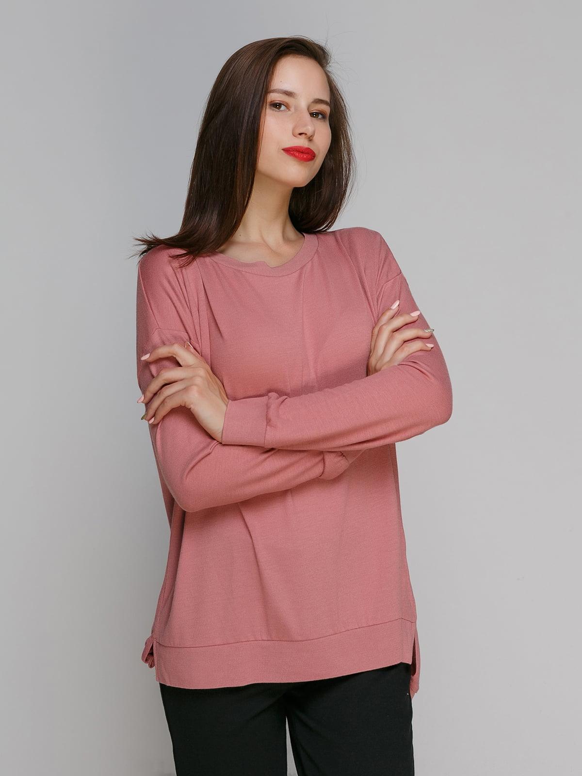 Джемпер рожевий | 4563310
