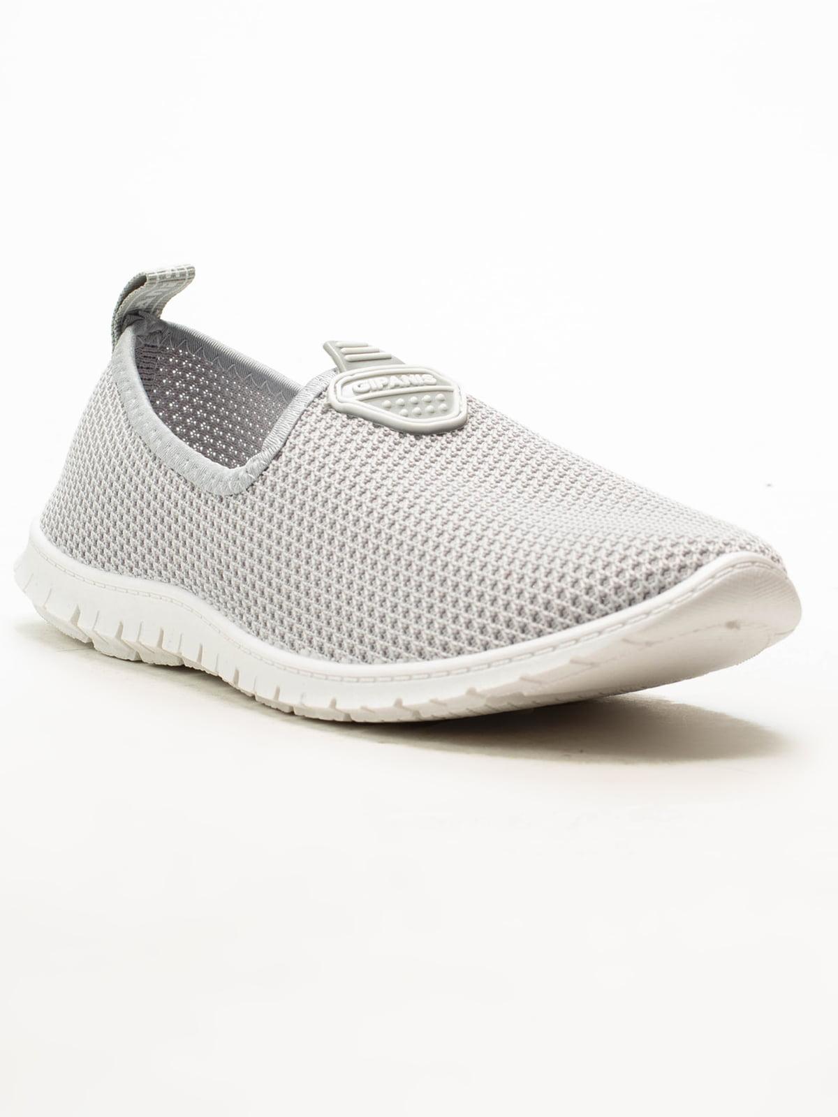 Кросівки сірі   5101338
