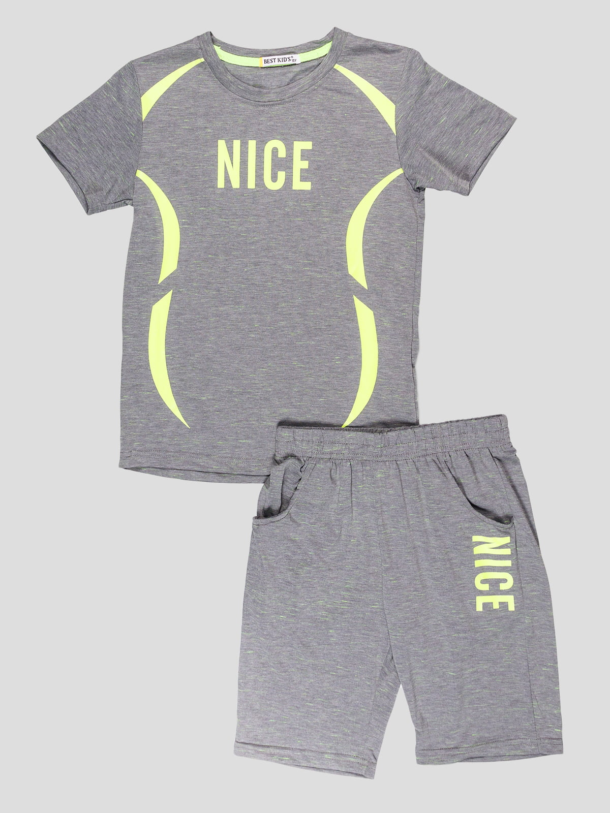 Комплект: футболка та шорти | 5096580