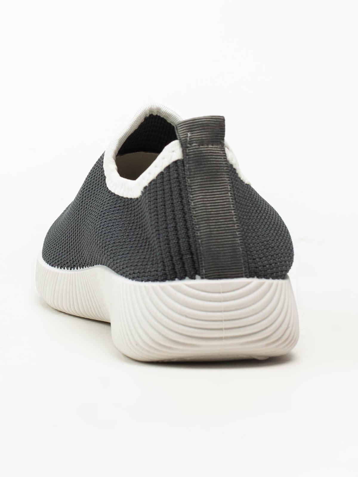 Кроссовки серые | 5105155 | фото 3