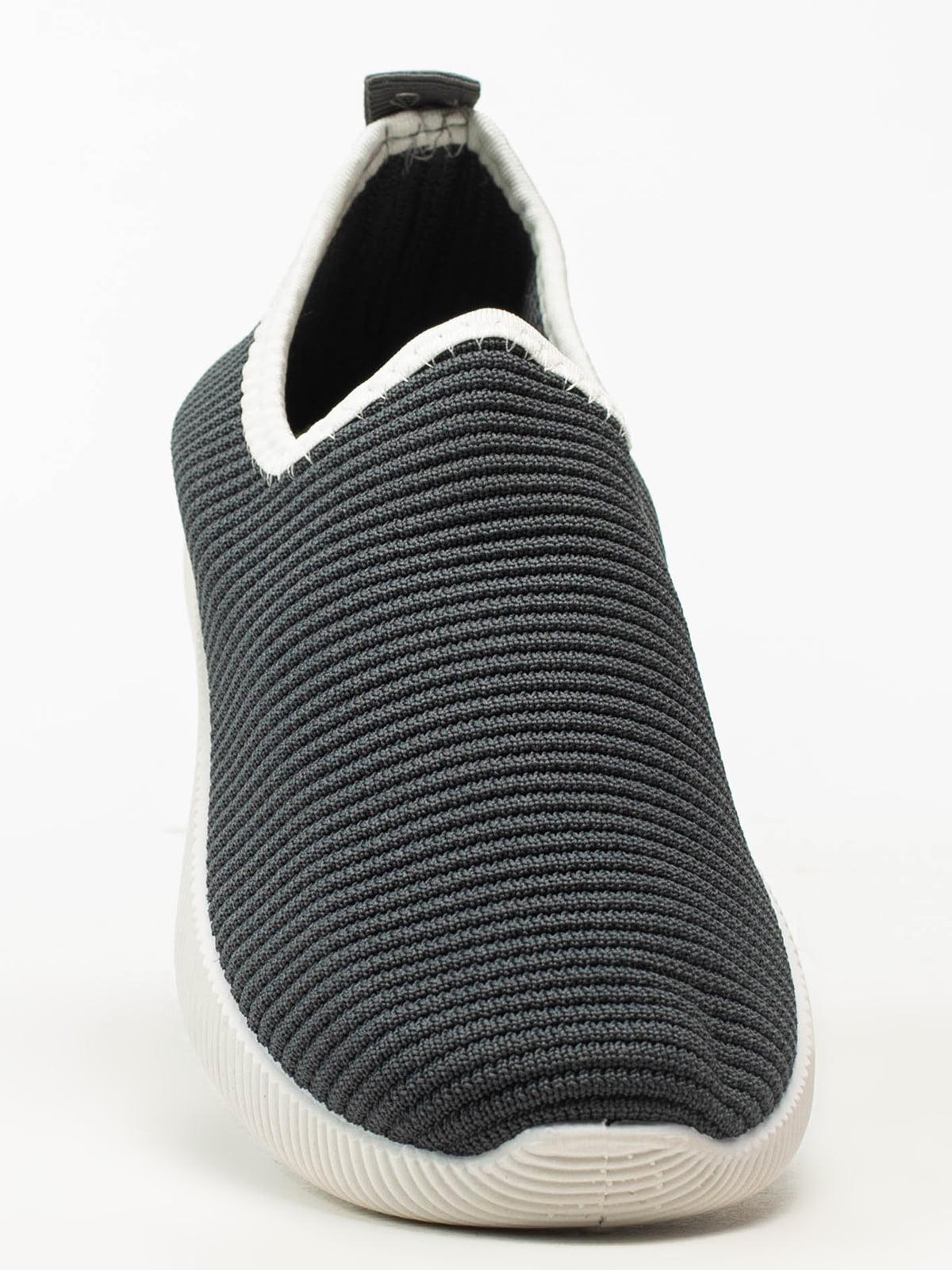 Кроссовки серые | 5105155 | фото 4