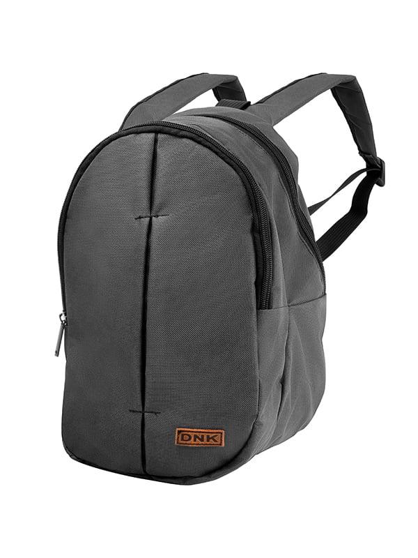 Рюкзак темно-сірий | 5033227