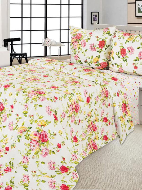 Комплект постельного белья двуспальный | 5108417