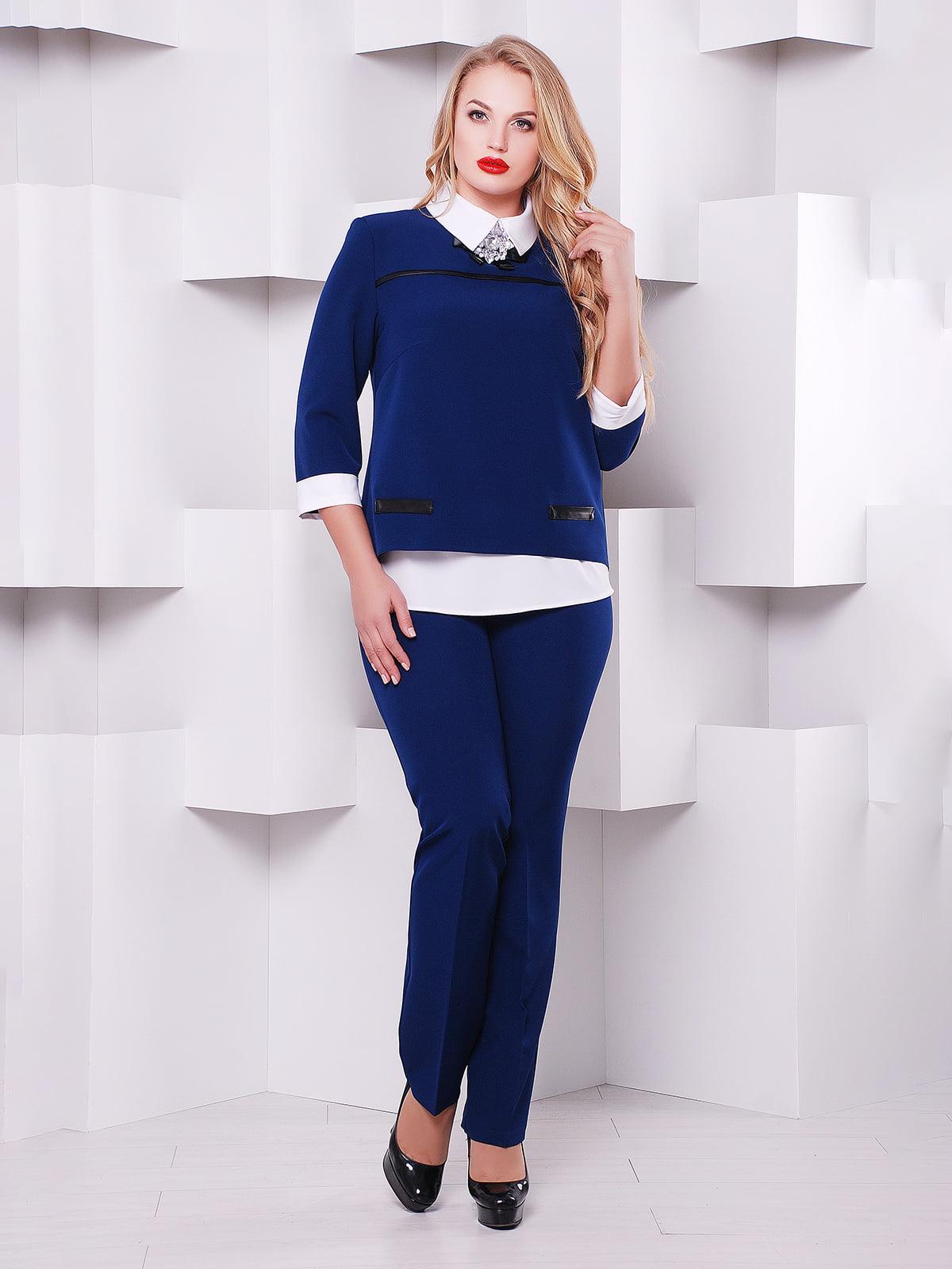 Комплект: блуза и брюки | 5108909