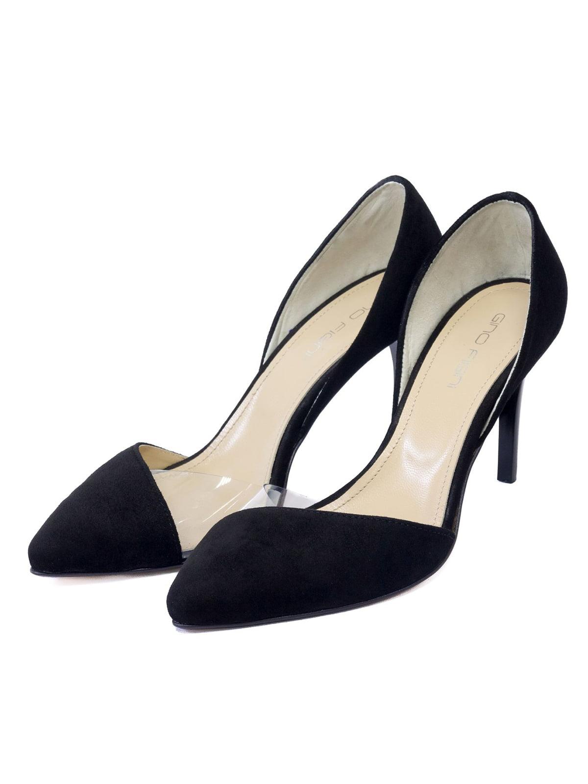 Туфлі чорні | 5099456