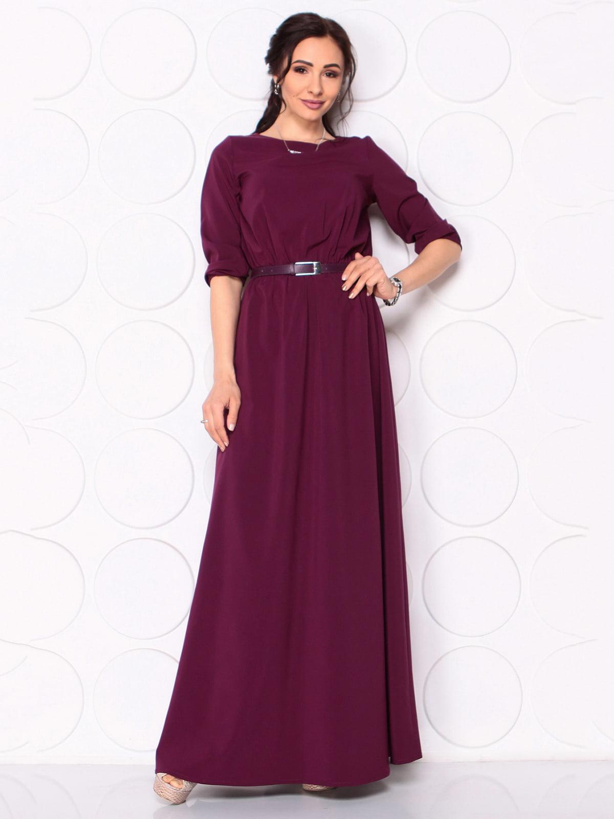 Сукня бордова | 5111570