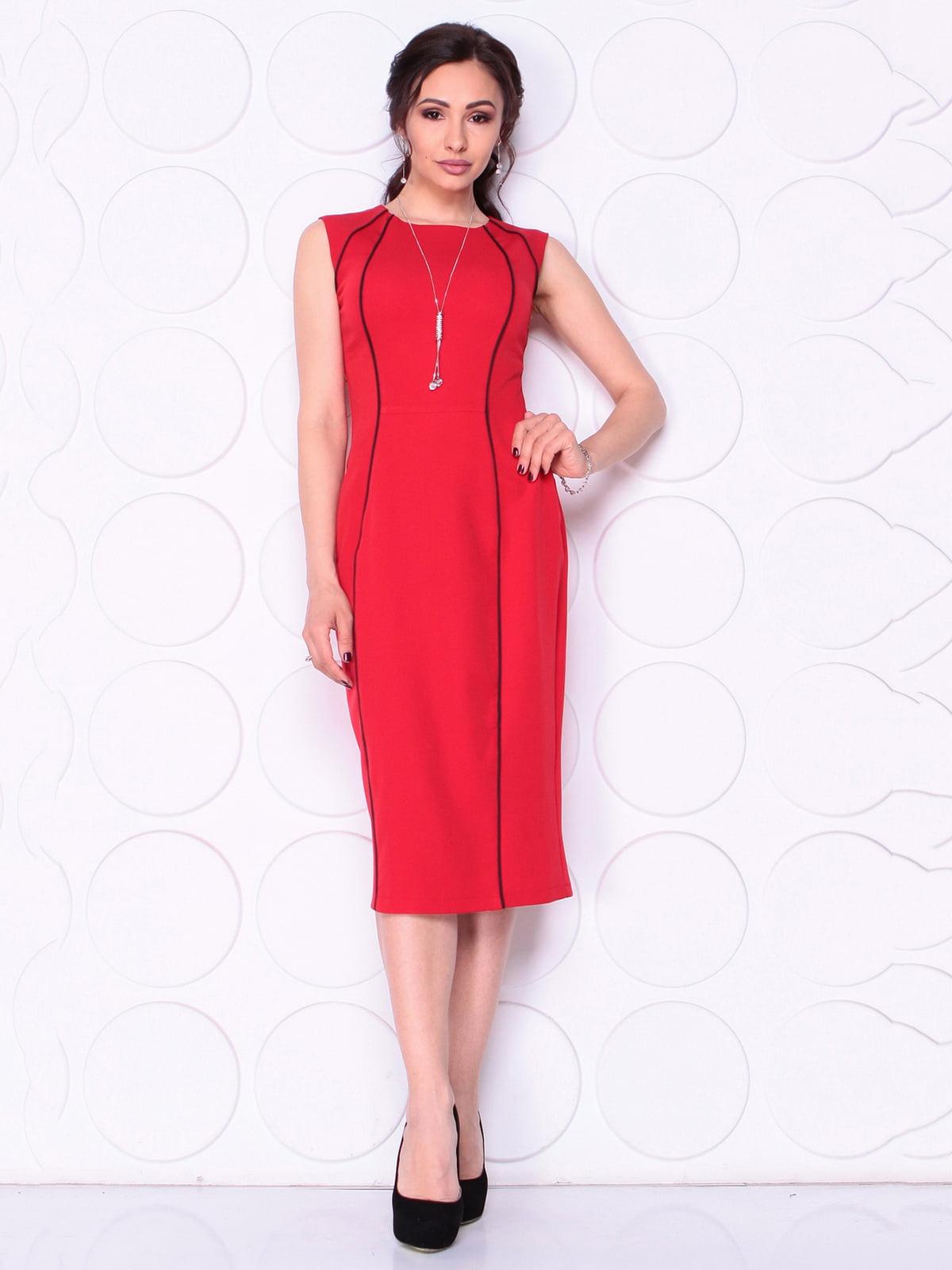 Сукня червона | 5111590