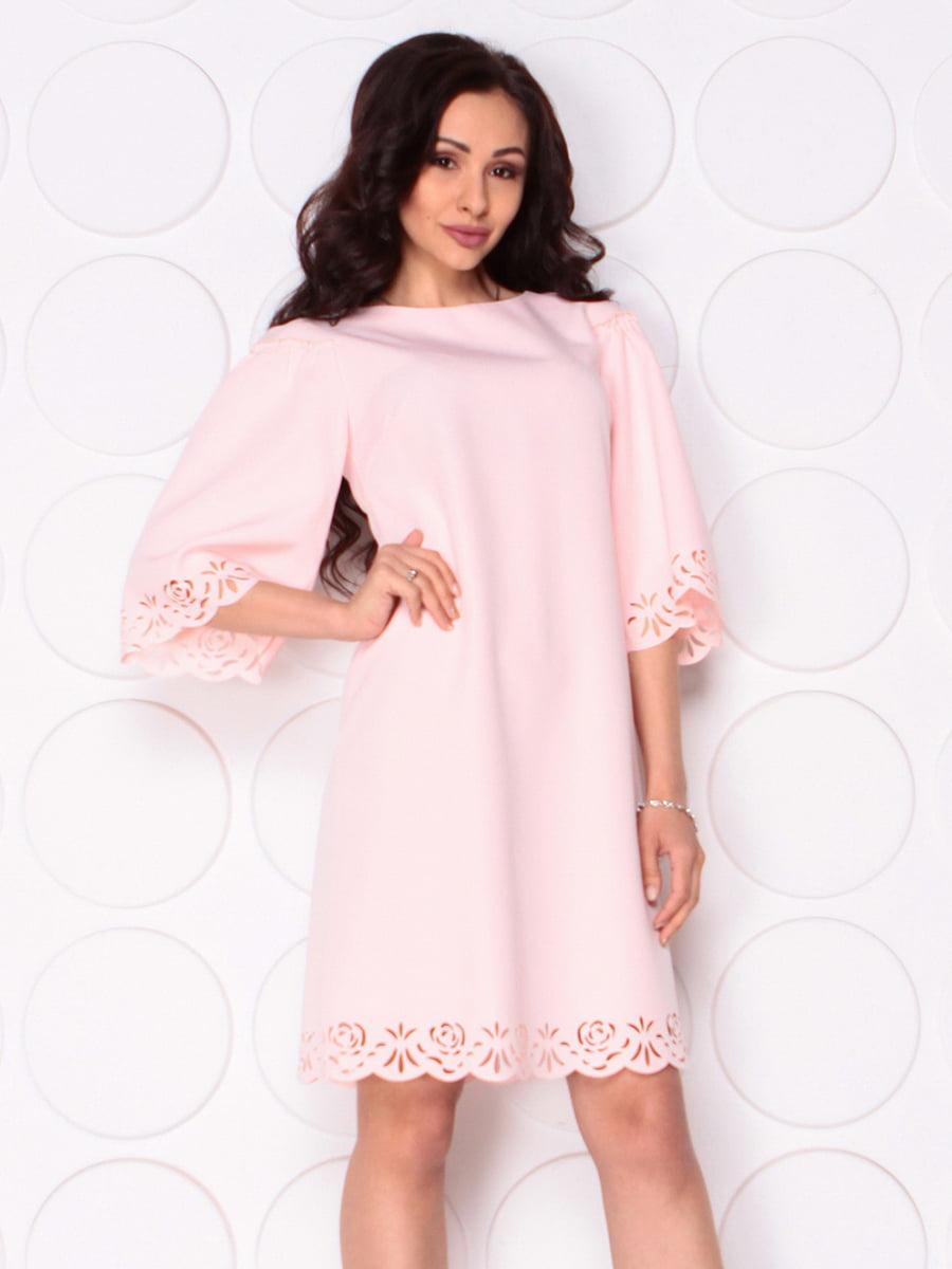 Сукня рожева | 5111592