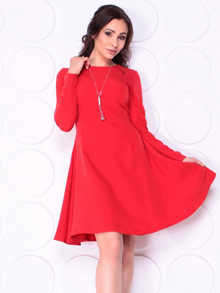 Сукня червона | 5111647
