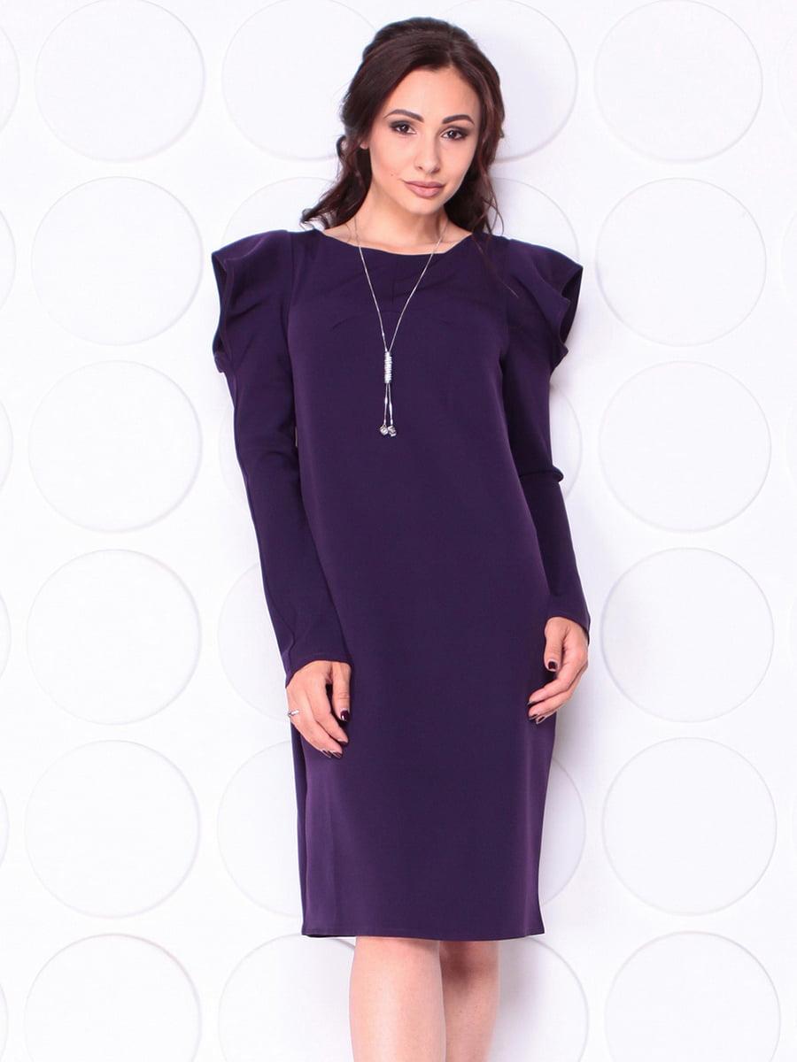 Сукня фіолетова | 5111661