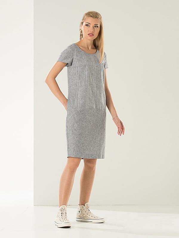 Сукня сіра   4973676