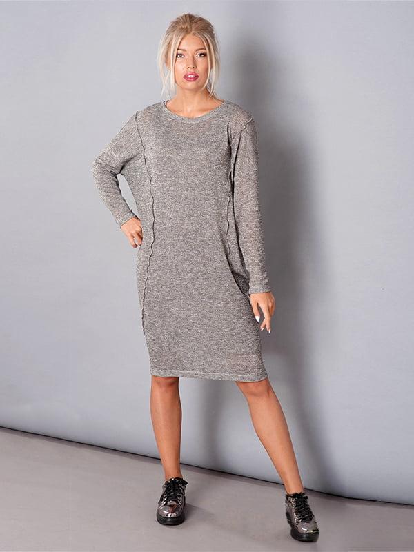 Платье серое   4973706