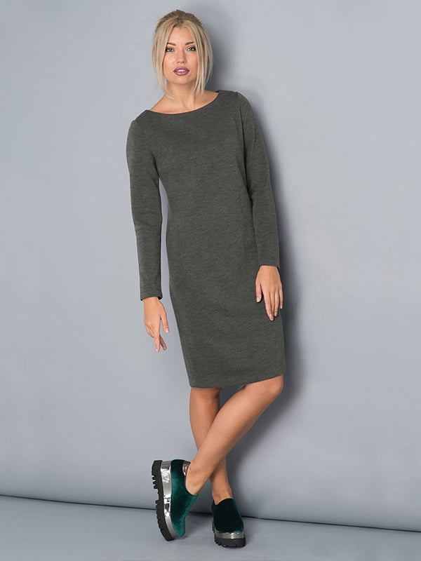 Сукня сіра   4973724