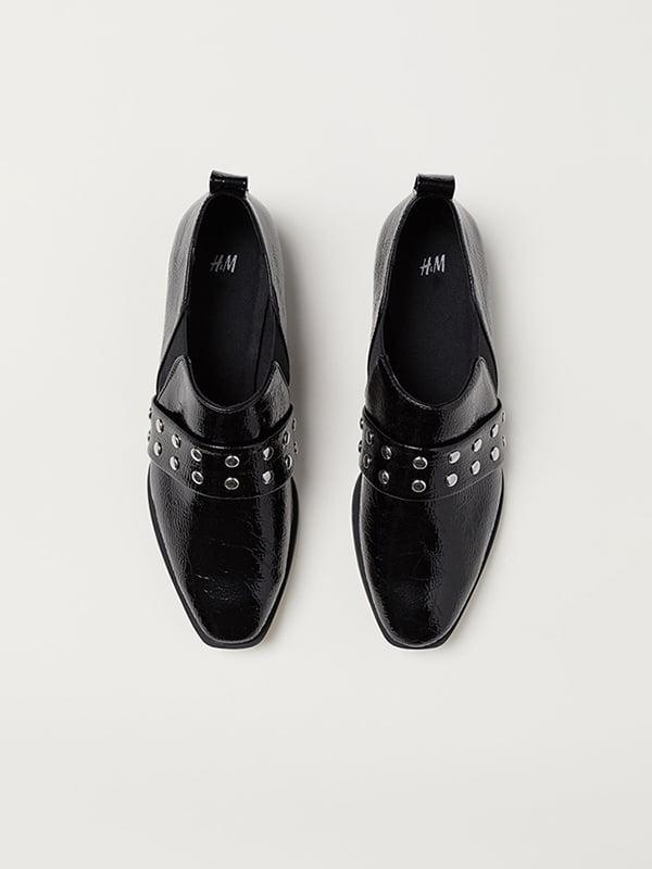 Туфли черные | 5107657 | фото 3