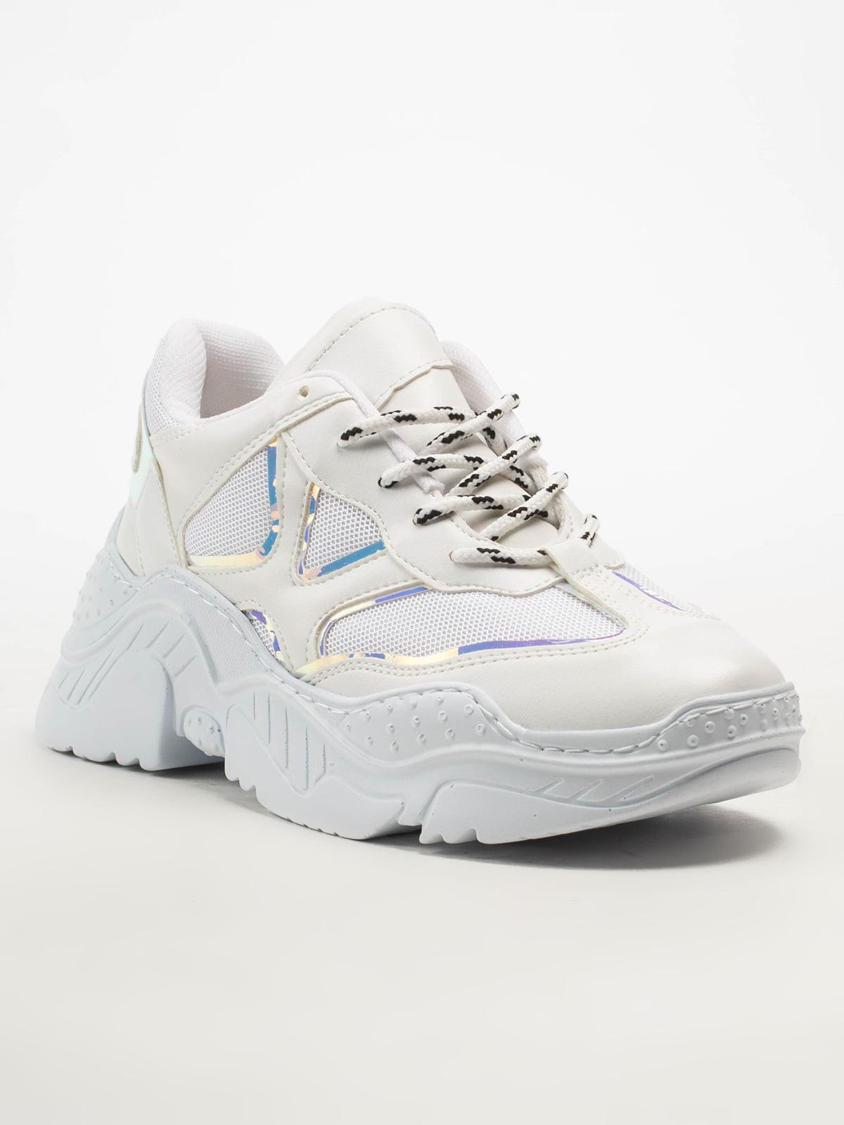 Кроссовки белые | 5108268