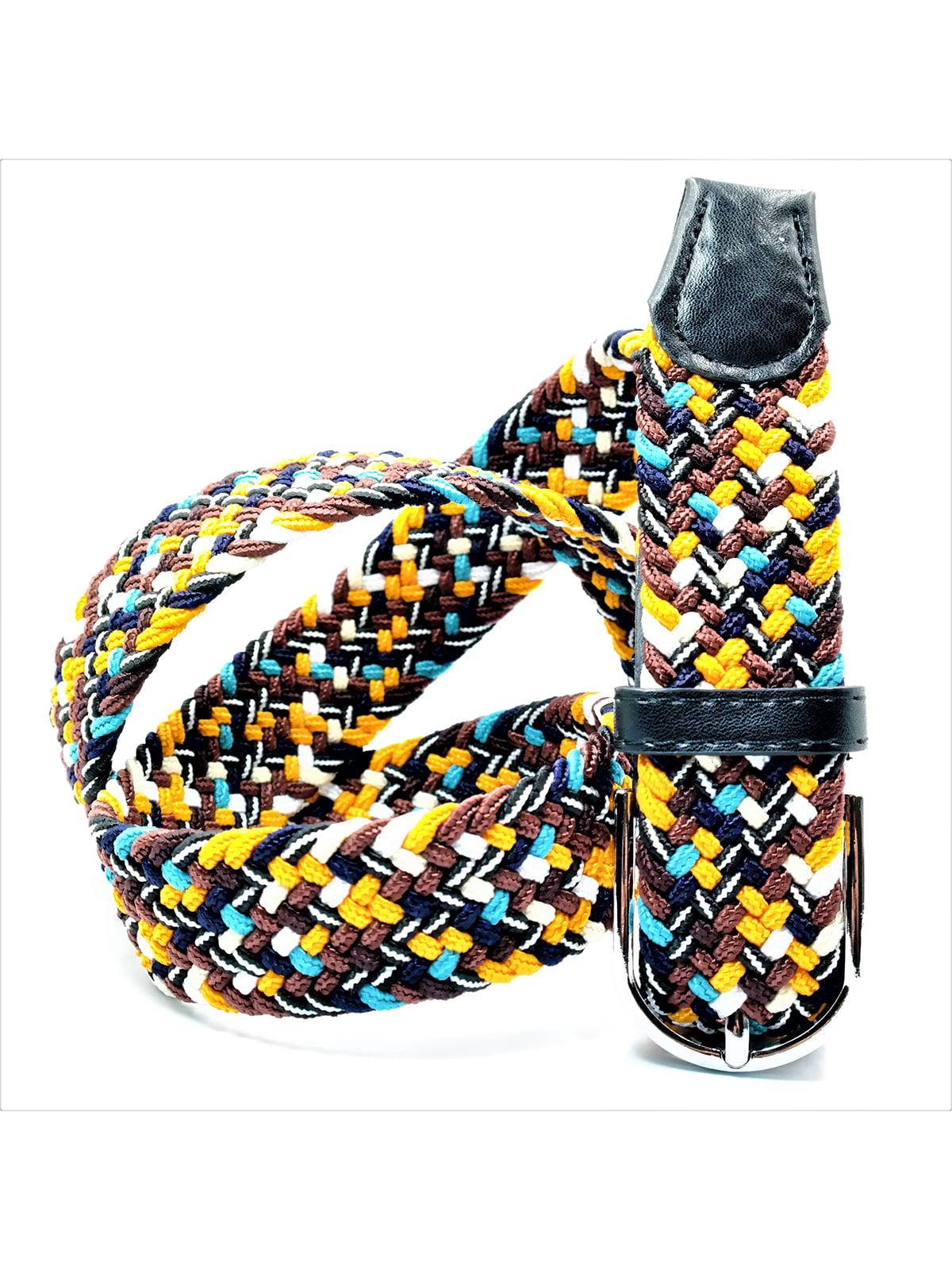 Ремінь-резинка триколірний | 5113609