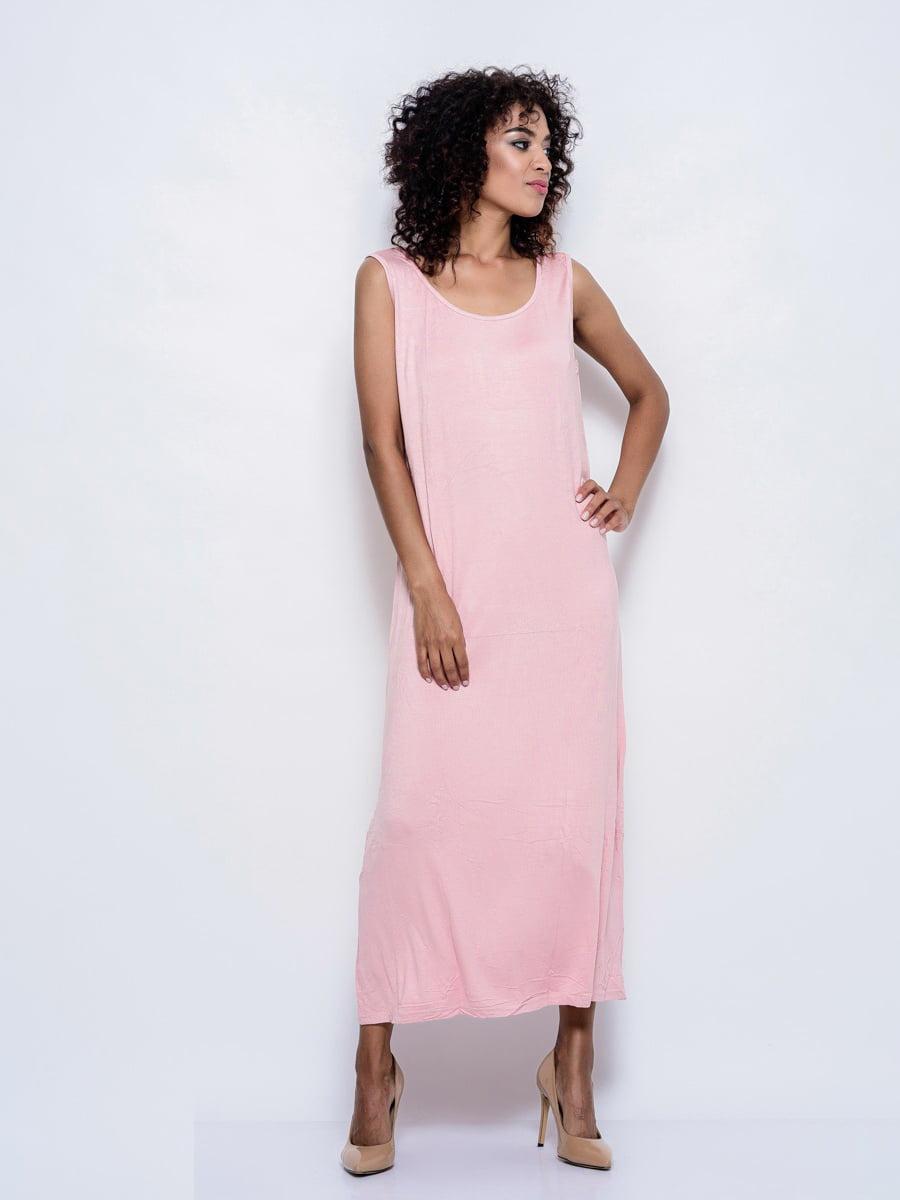 Платье розовое   5099971